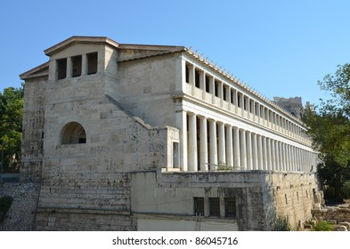 Stoa of Attalos, Athens Museum of Ancient Agora
