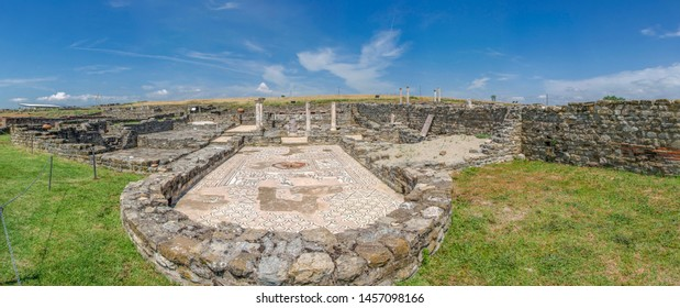Stobi - Archaeological site in Macedonia