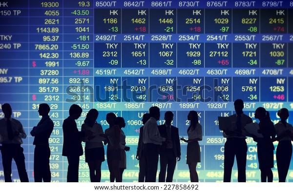 Börsenmarktkonzepte