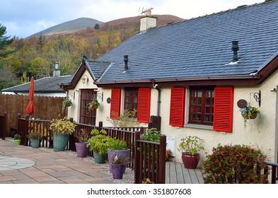 Stock image of Loch Lomond, Scotland