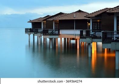 Stock image of Port Dickson, Malaysia