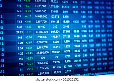 Stock market chart. Business graph background. Financial background stock market graph