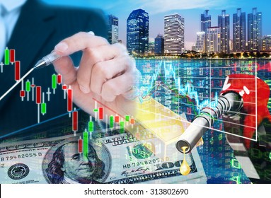 stock market concept ,stock market background