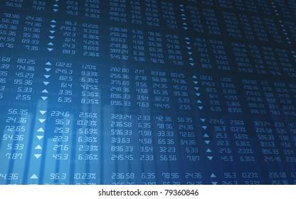 Stock Market Currency Board