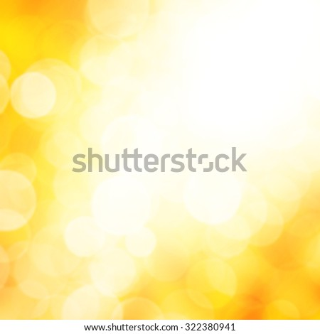 a autumn background with sunny rays  #322380941