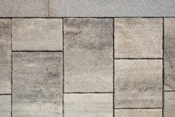 A natural stone. Facing tiles. Paving slabs. Granite. Marble. Crushed stone Texture. Terrace. The territory near the pool. Material. Limestone.