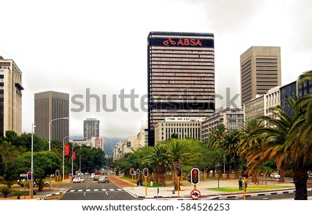 absa bank in south africa....