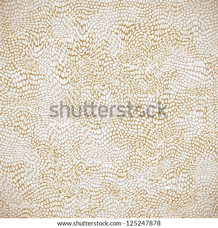 Abstract leather texture. Raster version