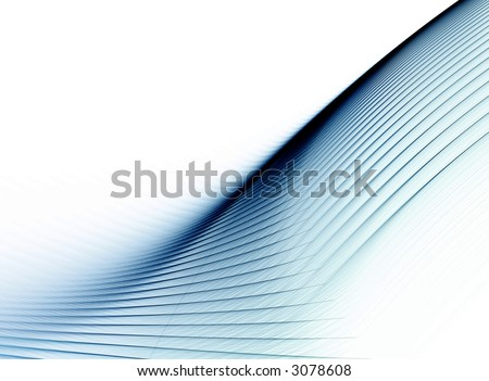 abstract lines on light background