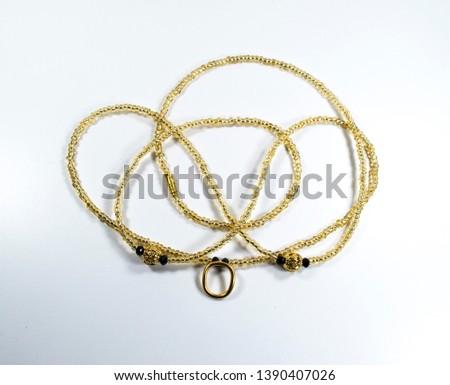 African Waist Beads, Waist Beads,   #1390407026