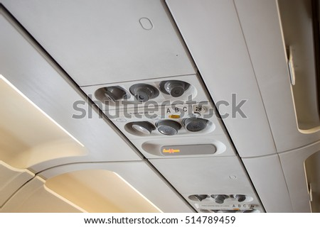 air conditioning on board of an aircraft ez canvas