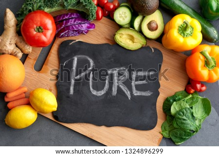 All Healthy Ingredients #1324896299