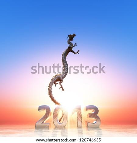 2013 and dragon
