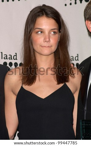 stock photo  apr dawson s creek star katie holmes at the gay lesbian alliance against defamation glaad 99447785 ... boxsets GayProfileGraphics.com is your one stop gay profile resource