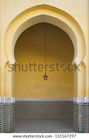 Arc in Meknes, Morroco