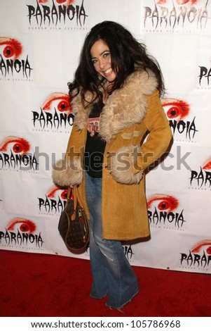 at the Los Angeles Premiere of 'Dark Reel'. Queen Mary, Long Beach, CA. 03-15-09