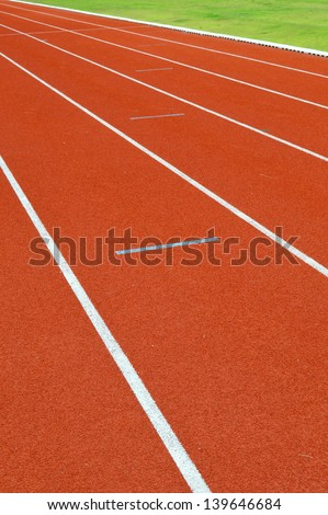 athletic and sport ground in public outdoor stadium