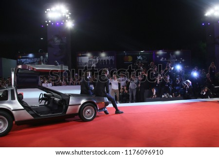 Atmosphere attends the  'Driven' Premiere And Closing Night during the 75th Venice Film Festival at Sala Grande on September 8, 2018 in Venice, Italy.