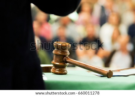 auction  bid sale judgment...