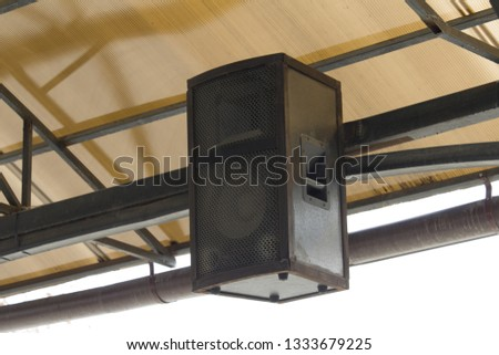 Audio stereo system