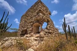 Balashi Gold Mills Ruins, Aruba
