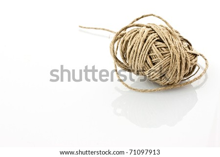 ,ball of thread ,