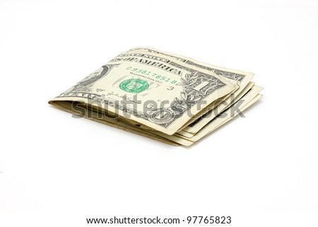 $1 banknotes