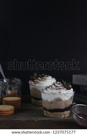 ฺBanoffee Pie  in Cup  #1237075177