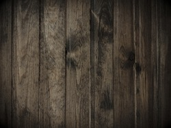 beautiful dark wooden texture background
