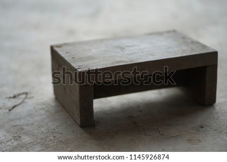 bench wood for sit #1145926874