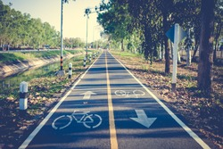 ?Bicycle path