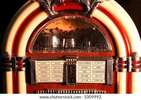 #1 black Jukebox