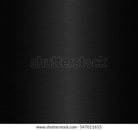 Black Steel plate texture or Metallic plate