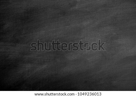 blackboard with space to add...