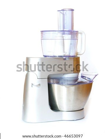 blender isolated on a white background