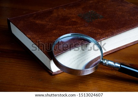 Book and magnifying the knowledge of knowledge