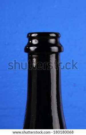 bottle neck with drops