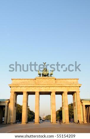 """Brandenburger Tor"", Berlin, Germany"
