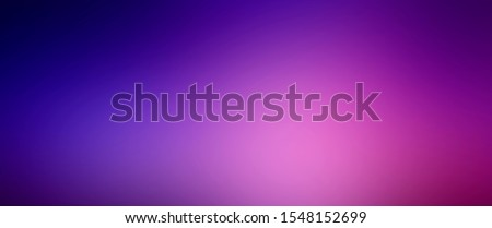 Bright simple empty abstract blurred violet background. Lilac background Photo stock ©