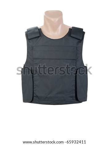 Bulletproof vest Stock photo ©