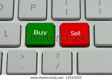 Buy sell quot buttons