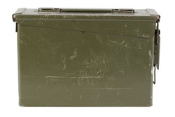 .30 Cal Metal Ammo Can