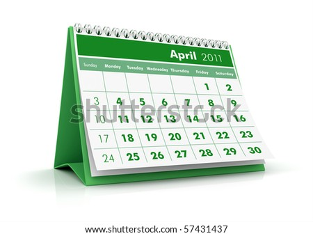 calendar april 2011 with holidays. +of+april+2011+calendar