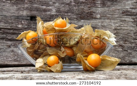 Cape berries Stock fotó ©