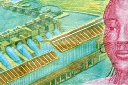 2000 Central African CFA francs