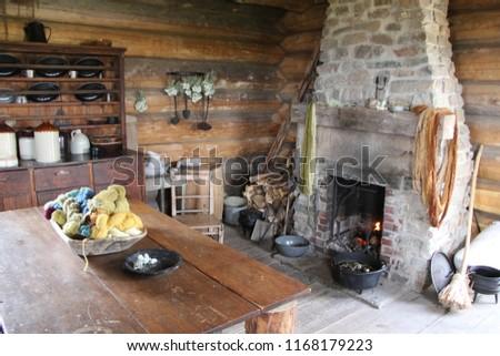 19-Century Gaelic Highland Village