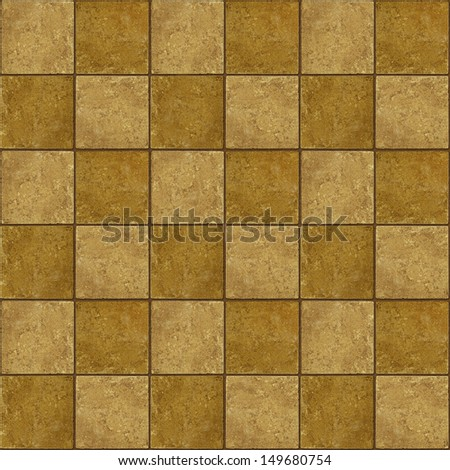 36 ceramic two-tone greenish brown stone tiles seamlessly tileable