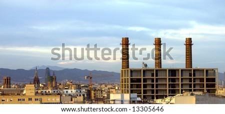 3 chimney