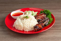 Chinese BBQ pork, is one of the most popular pork recipes in Cantonese cooking.