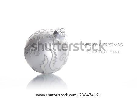 Christmas Ball #236474191